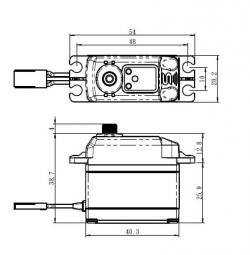 SAVÖX SB-2270SG HiVolt DIGITAL