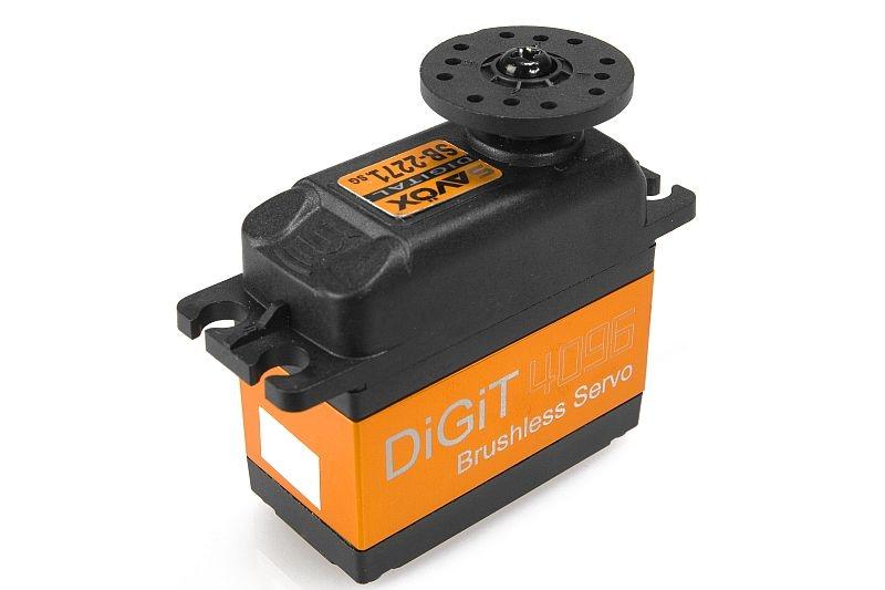 Náhľad produktu - SAVÖX SB-2271SG HiVolt DIGITAL