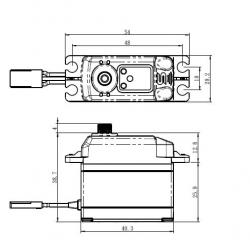 SAVÖX SB-2271SG HiVolt DIGITAL