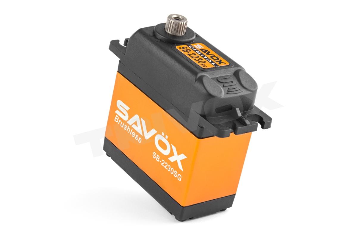 Náhľad produktu - SAVÖX SB-2230SG HiVolt DIGITAL