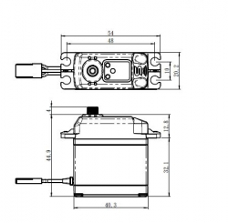 SAVÖX SB-2230SG HiVolt DIGITAL