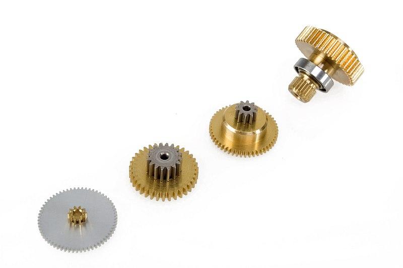 Náhľad produktu - Prevody serva SC-0251MG