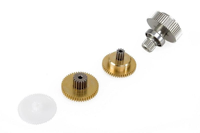Náhľad produktu - Převody serva SC-0252MG