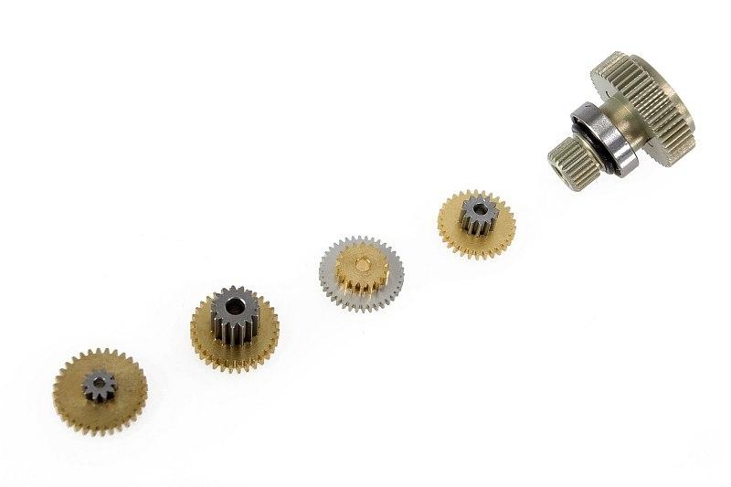 Náhľad produktu - Prevody serva SC-1251MG