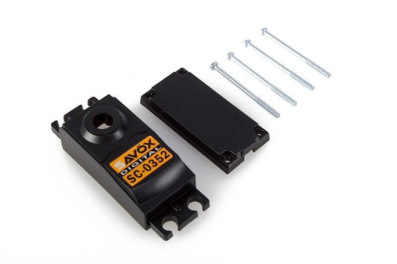 Náhľad produktu - Krabička serva SC-0352