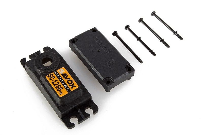 Náhľad produktu - Krabička serva SC-1256TG