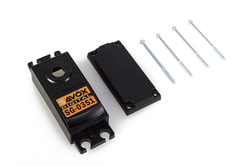 Náhľad produktu - Krabička serva SG-0351