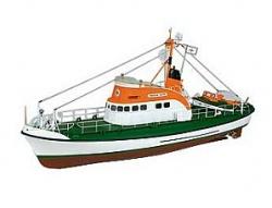 Záchranná loď Theodor Heuss Seenotrettungskreuzer