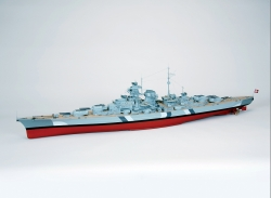 BISMARCK bojová loď