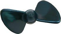 Náhľad produktu - Závodná lodná skrutka 2-listá, pravá, stúpanie 0,85, 40,0mm/M4