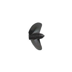 Náhľad produktu - Závodná lodná skrutka 2-listá, pravá, stúpanie 1,6, 37,5mm/M5