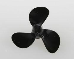 Propeller 3 sheets, M2/30 mm right