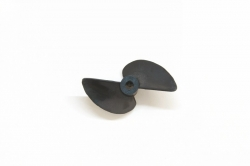 Náhľad produktu - Závodná lodná skrutka 2-listá, pravá, stúpanie 56mm, 48,0mm/DD