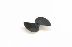 Náhľad produktu - Lodná skrutka 2 listá, pravá, stúpanie 56mm, 51,0mm/DD
