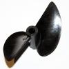Náhľad produktu - Závodní lodní šroub 2 listý, levý, stoupání 56mm, 51,0mm/DD