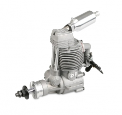 ASP FS 120AR 20 ccm RC s tlumičem