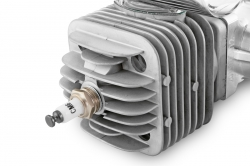 Motor DLA 64ccm (dvojvalec) vrátane tlmiča a príslušenstva