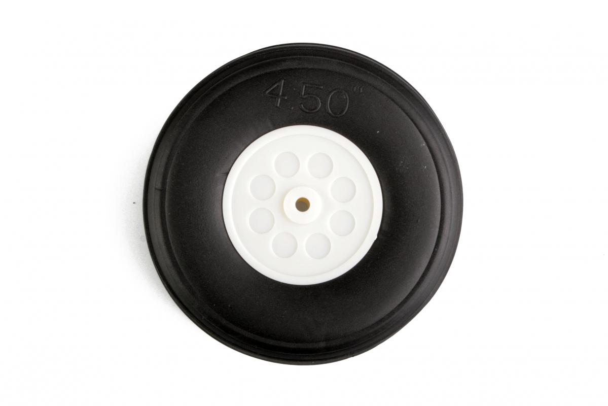 Náhľad produktu - Koleso 114 mm penové (4.50″)