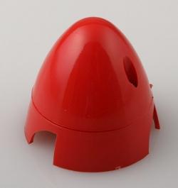 Náhľad produktu - Kužeľ 3-listý 57mm Červený Angl.