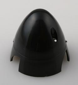 Náhľad produktu - Kužeľ 3-listý 57mm Čierny Angl.
