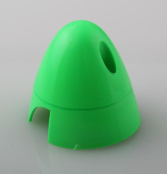 Náhľad produktu - Fluorescenčný kužeľ 44mm Zelený Angl.