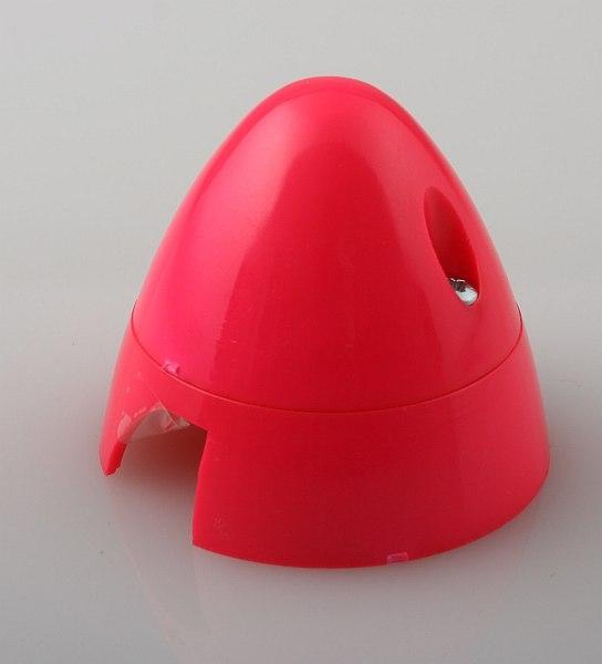 Náhľad produktu - Fluorescenčný kužeľ 50mm Ružový Angl.