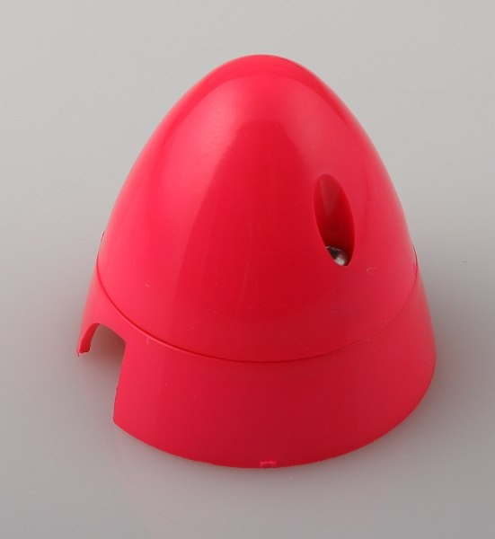 Náhľad produktu - Fluorescenčný kužeľ 57mm Ružový Angl.