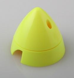 Náhľad produktu - Fluorescenčný kužeľ 63mm Žltý Angl.