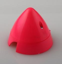 Náhľad produktu - Fluorescenčný kužeľ 70mm Ružový Angl.