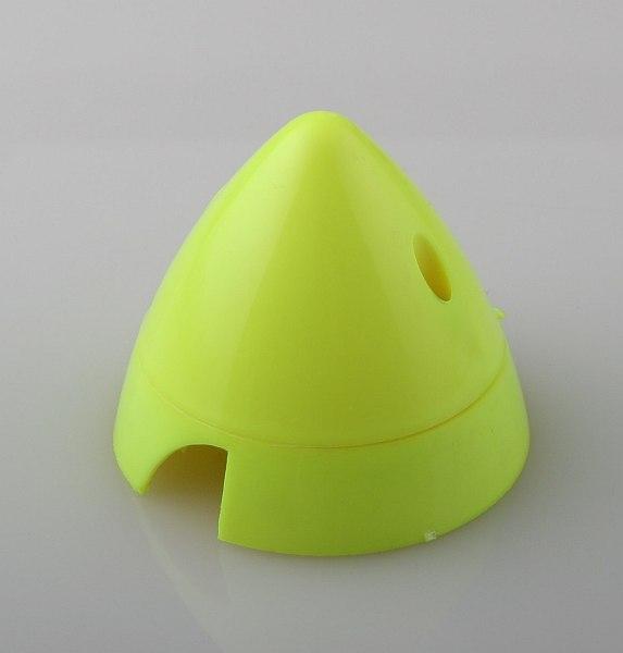 Náhľad produktu - Fluorescenčný kužeľ 70mm Žltý Angl.