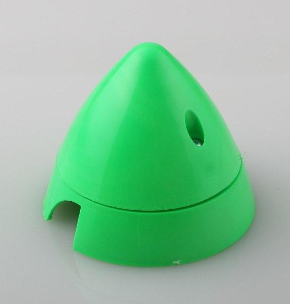 Náhľad produktu - Fluorescenčný kužeľ 70mm Zelený Angl.