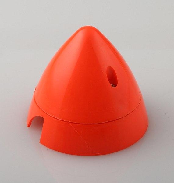 Náhľad produktu - Fluorescenčný kužeľ 70mm Oranžový Angl.