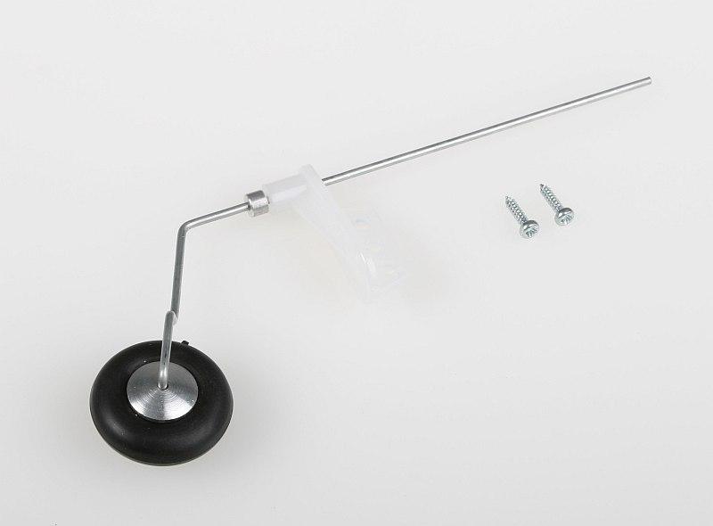 Náhľad produktu - Ostroha riaditeľná 25 s kolesom
