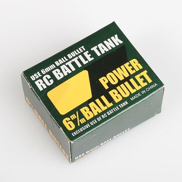 Náhľad produktu - BB strelivo pre tanky