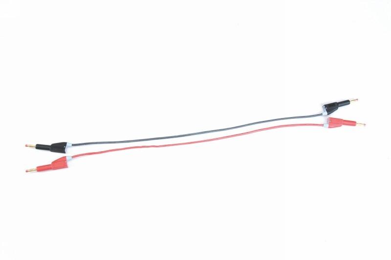 Náhľad produktu - Nabíjecí kabel 4 mm s ochranou 0,5 m