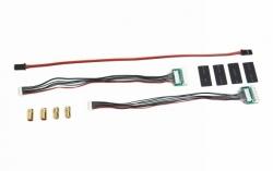 Letecký modul pro elektrolety v rozsahu 2-14S Gr. HoTT s Vario a XT90 konektory