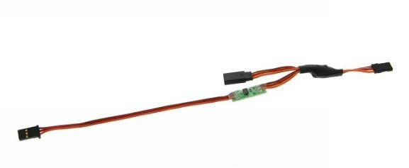 Optocopler otáčkoměru pro elektronické zapalování