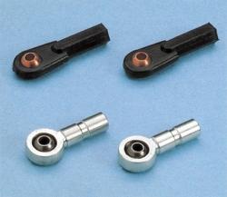 View Product - Kulový čep hliníkový M2 s ocelovou kuličkou (2 ks)