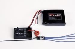 Spínací multifunkčný modul high voltage SXM - Graupner