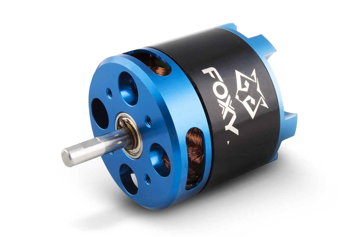 Produkt anzeigen - FOXY G2 střídavý motor C4130-275