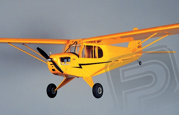 Náhľad produktu - SIG Piper J-3 CUB 1219mm (stavebnica)