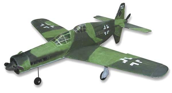 Dornier Do 335 1393mm kit BIY
