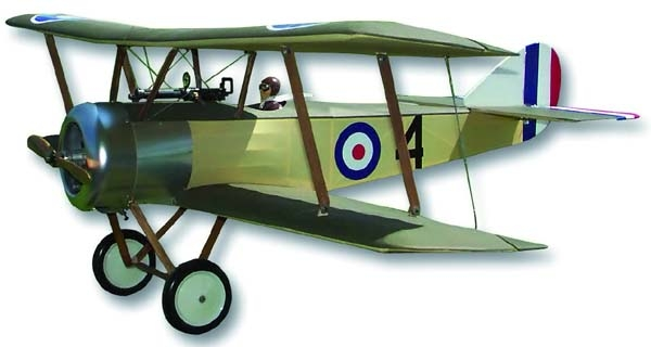 Sopwith Pup 1/6 1365mm kit BiY