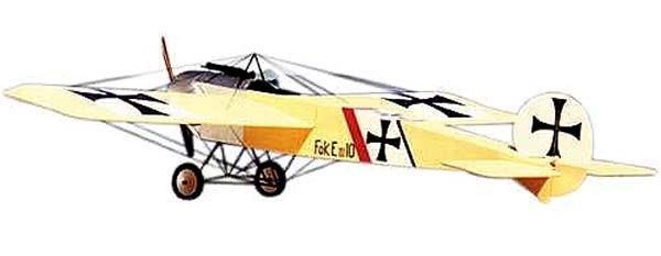 Fokker E.I Eindecker 1524mm kit BIY