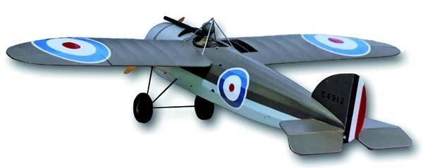 Bristol M-1 kit BIY
