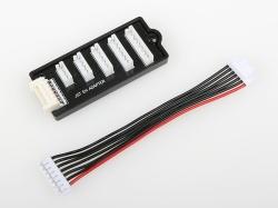 Náhľad produktu - Adaptér balanceru (doska) 6čl. Raytronic JST-EH (Kokam, Graupner)