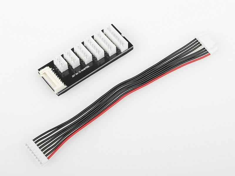 Náhľad produktu - Adaptér balanceru (deska) 7čl. Raytronic C60 JST-XH (Align)