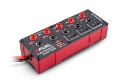 eFuel PowerStrip - multizásuvka s USB výstupem