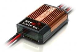 SKY RC Spínavý stabilizátor SUPER BEC 10A (3-14S LiPo)