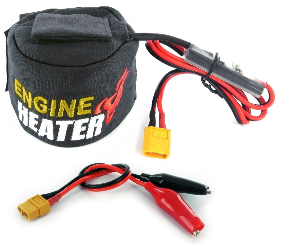Náhľad produktu - SKY RC predehrievač spaľovacích motorov pre RC autá 3,0 - 4,3ccm